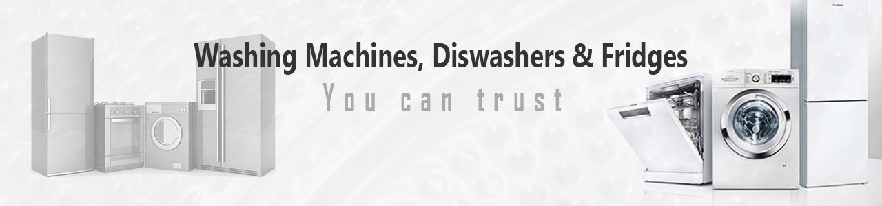 Washing Machines, Dishwashers
